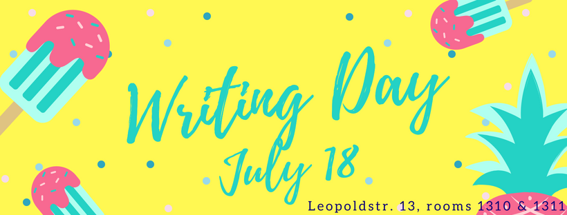 9. Writing Day quer 2018-07